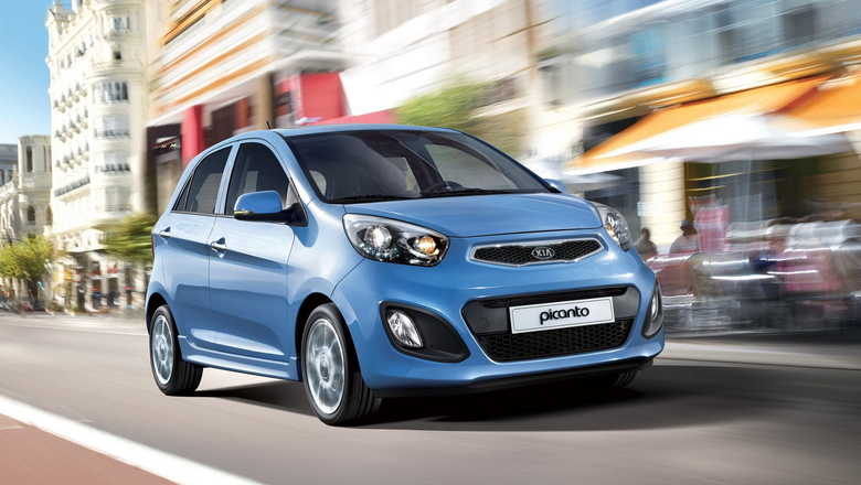 Kia picanto 2012 wallpaper 5